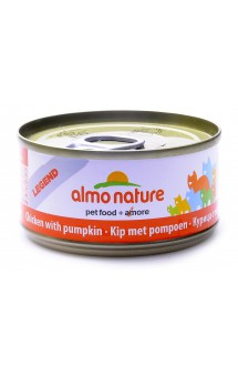 Legend Adult Cat Chicken&Pumpkin, консервы Курица и Тыква / Almo Nature (Италия)
