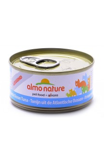 Legend Adult Cat Atlantic Tuna, консервы Атлантический тунец / Almo Nature (Италия)