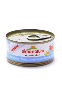 Legend Adult Cat Mixed Seafood, консервы для кошек с морепродуктами / Almo Nature (Италия)