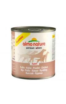 Classic Dog Puppy Chicken, консервы для щенков с Курицей / Almo Nature (Италия)