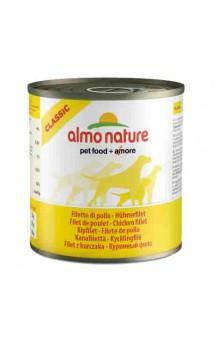 Classic Adult Dog Chicken Fillet, консервы для собак с Куриным филе / Almo Nature (Италия)