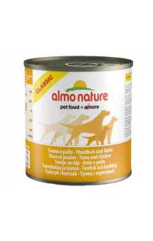 Classic Adult Dog Tuna&Chicken, консервы для собак с Тунцом и Курицей / Almo Nature (Италия)