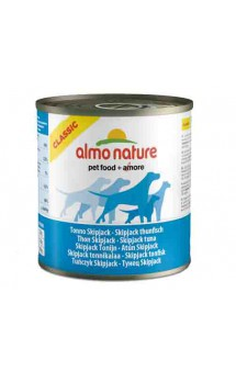 Classic Adult Dog Skipjack Tuna, консервы для собак с полосатым Тунцом / Almo Nature (Италия)