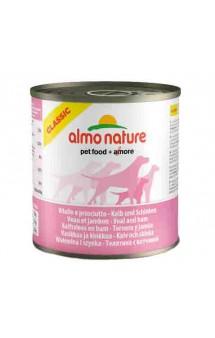 Classic Adult Dog Veal&Ham, консервы для собак Телятина и ветчина / Almo Nature (Италия)