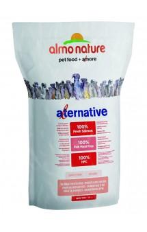 Alternative Fresh Salmon and Rice M,L-50%, корм для собак средних и крупных пород / Almo Nature (Италия)