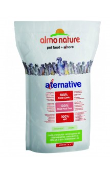 Alternative Fresh Lamb and Rice M,L-50%, корм для собак средних и крупных пород / Almo Nature (Италия)