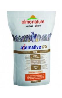 Alternative 170 Chicken and Rice M, L-75%, корм для собак средних и крупных пород / Almo Nature (Италия)