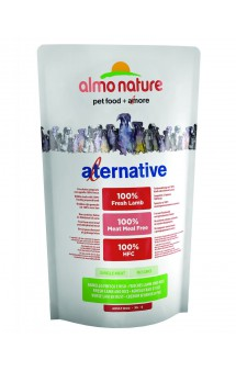 Alternative Fresh Lamb and Rice XS, S-50%, корм для собак мелких пород / Almo Nature (Италия)