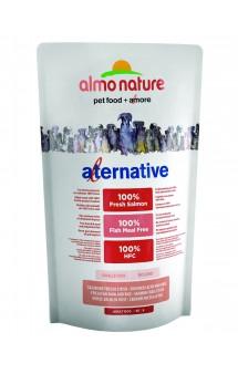 Alternative Fresh Salmon and Rice XS, S, корм для собак мелких пород, с Лососем / Almo Nature (Италия)