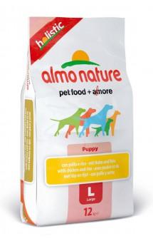 Large Puppy&Chicken / Almo Nature (Италия)