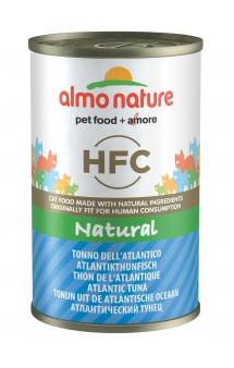 Classic Adult Cat Atlantic Tuna, консервы для кошек с атлантическим Тунцом / Almo Nature (Италия)
