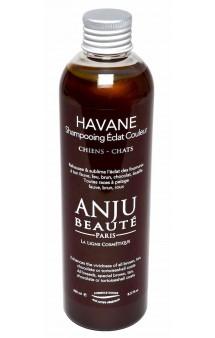 Shampooing Havane,шампунь для шерсти с коричневым оттенком / Anju Beaute (Франция)