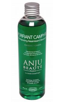 Purifiant Camphre Shampooing,шампунь для всех типов шерсти / Anju Beaute (Франция)