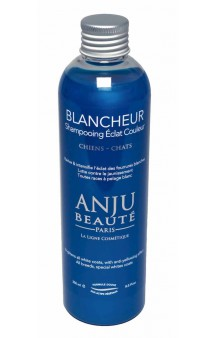 Blancheur Shampooing,шампунь для шерсти белого окраса / Anju Beaute (Франция)