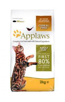 Adult Cat with Chicken, корм для кошек с Курицей / Applaws (Великобритания)
