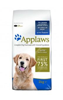 Adult All Breeds Chicken Lite, корм для собак с Курицей, облегченный / Applaws (Великобритания)