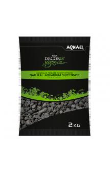 Базальтовый грунт для аквариума Aqua DECORIS BAZALT Gravel / Aquael (Польша)