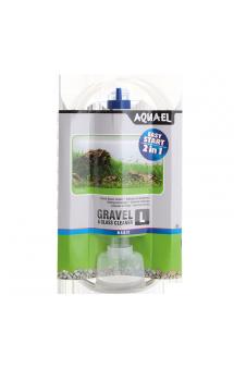Gravel & Glass cleaner, грунтоочиститель Gravel & Glass cleaner / Aquael (Польша)