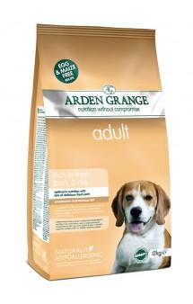 Adult rich in fresh Pork and Rice, корм для собак со Свининой и Рисом / Arden Grange (Великобритания)