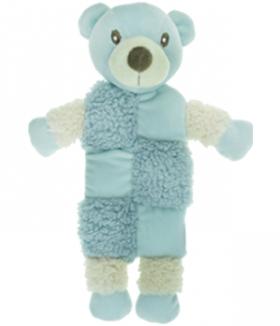 AROMADOG, Мишка с 3 пищалками, игрушка для собак с эфирным маслом / Innovative Design&Sourcing (США)