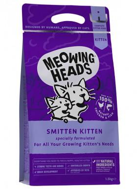 MEOWING HEADS Kitten Delight, корм для котят / Real Pet Food (Великобритания)