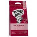 """MEOWING HEADS Senior moments """"Мудрые года"""", корм для пожилых кошек с Лососем и Яйцом / Real Pet Food (Великобритания)"""