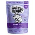 BARKING HEADS Puppy days, Паучи для щенков с Курицей / Real Pet Food (Великобритания)