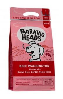 """BARKING HEADS Beef Waggington, """"Вуф-Строганов"""", корм для собак с Говядиной и Рисом / Real Pet Food (Великобритания)"""