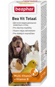 Bea Vit Totaal, витамины для кошек, собак, птиц и грызунов / Beaphar (Нидерланды)