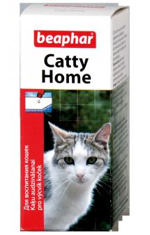 Catty Home, средство для приучения кошек и котят к месту  / Beaphar (Нидерланды)