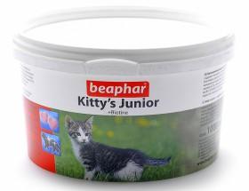 Kitty's Junior, дополнение к рациону котят, с биотином / Beaphar (Нидерланды)