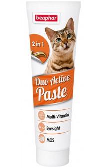 Duo Active Paste, витаминная паста для кошек / Beaphar (Нидерланды)