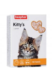 Kitty's Junior, дополнение к рациону котят / Beaphar (Нидерланды)