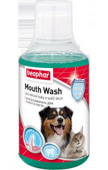 Mouth Wash, жидкость для чистки зубов собак и кошек / Beaphar (Нидерланды)