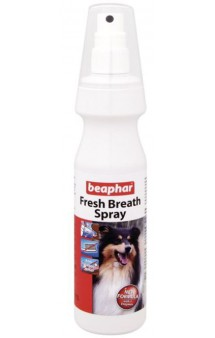 Fresh Breath Spray - для освежения дыхания / Beaphar (Нидерланды)