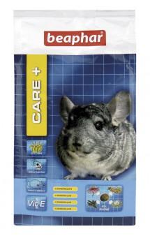 Care+, корм для шиншилл / Beaphar (Нидерланды)