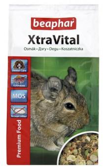 Xtra Vital Degu Food, корм для Дэгу / Beaphar (Нидерланды)