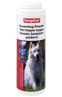 Grooming Powder for dogs - чистящая пудра / Beaphar (Нидерланды)