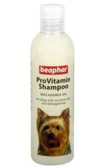 Pro Vitamin Shampoo Macadamia Oil, шампунь для собак с чувствительной кожей / Beaphar (Нидерланды)