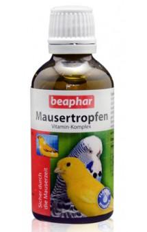 Mausertropfen, витамины для птиц / Beaphar (Нидерланды)