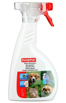 Odour Eliminator,средство против запахов / Beaphar (Нидерланды)