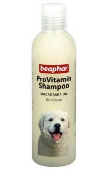 Pro Vitamin Shampoo Macadamia Oil ,шампунь для щенков / Beaphar (Нидерланды)