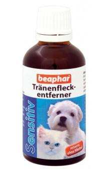 Sensitiv Tränenfleckentferner, лосьон от слезных пятен / Beaphar (Нидерланды)