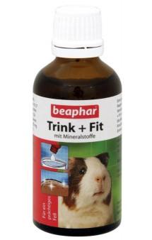Trink + Fit for Small Animals, витамины для грызунов / Beaphar (Нидерланды)