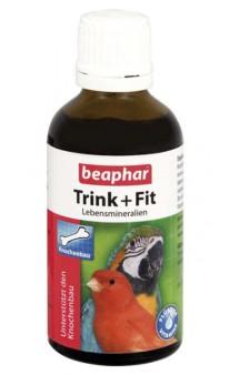 Trink + Fit for Birds, витамины для птиц / Beaphar (Нидерланды)