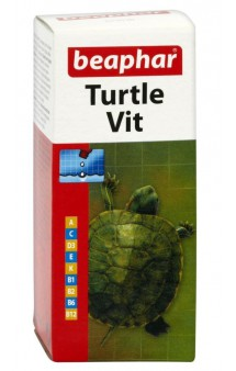 Turtle Vit, витамины для черепах и рыб / Beaphar (Нидерланды)