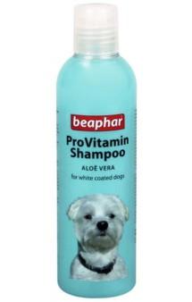 Pro Vitamin Shampoo White coats,шампунь для собак светлого окраса / Beaphar (Нидерланды)