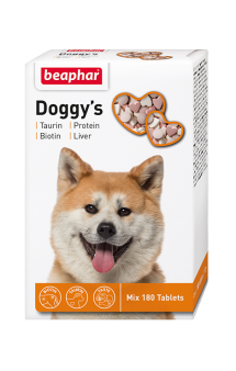 Doggy`s Mix, кормовая добавка для собак / Beaphar (Нидерланды)