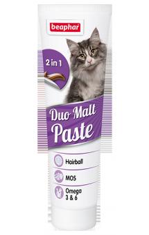 Duo Malt Paste, паста для выведения шерсти из кишечника / Beaphar (Нидерланды)