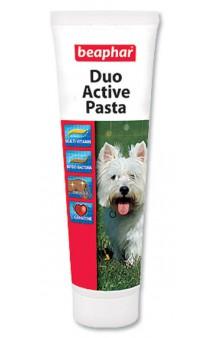 Duo Active Paste, мультивитаминная паста для собак / Beaphar (Нидерланды)